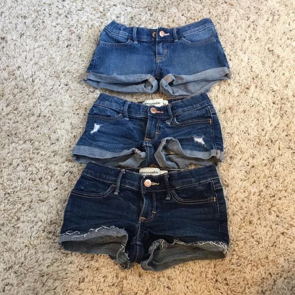 abercrombie kids Other - Girl's Abercrombie Short Shorts